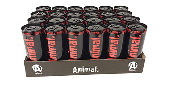 Universal Nutrition - Animal NRG Drink, 250ml