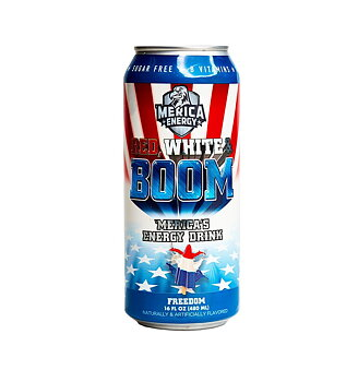 Merica Labz - Merica Energy Drink, 480ml