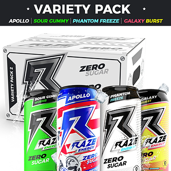 Repp Sport - Raze Energy 12 x 473ml