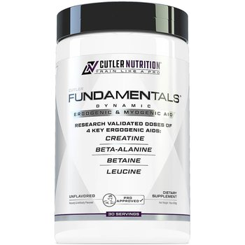 Cutler - Fundamentals, 429g