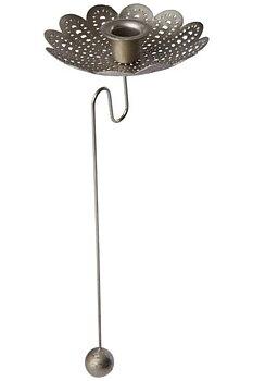 Ljuspinne för Vas Antique Silver