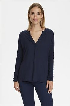 Kaffe Blus Calina Midnight Blue