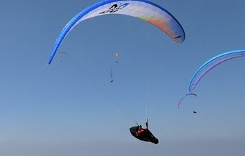DAVINCI gliders. XCHORD - Soar past limits