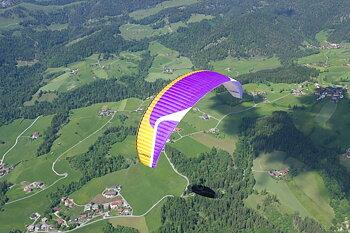 DAVINCI gliders Funky high EN B FUNKY