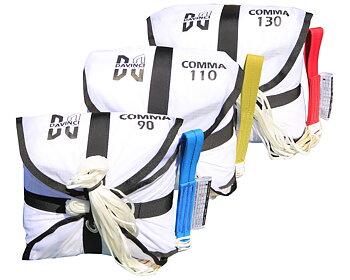 DAVINCI gliders COMMA RESCUE Round 110