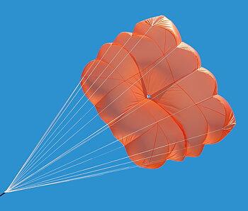 DAVINCI gliders COMMA# * LIGHT Square light 125