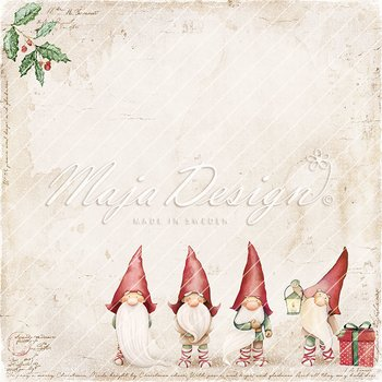 Maja Design -  Traditional Christmas- Santa´s elves
