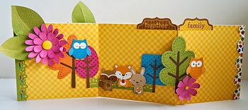 Doodlebug - Doodle stamps- Forest friends