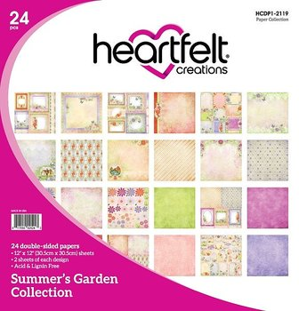 Heartfelt - Summer´s Garden Collection