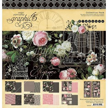 Graphic45 - Elegance Collection Pack 12x12