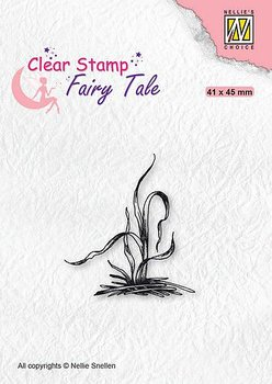 Nellies Choice - Clearstamp - Silhouette Fairy Tale Nr28