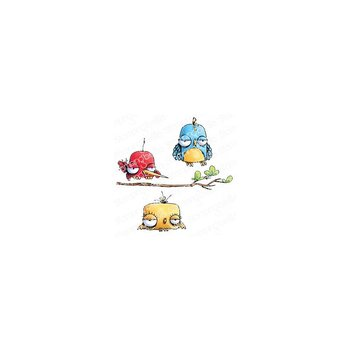 StampingBella - Oddball Bird set