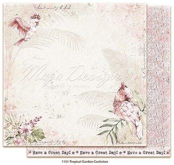 Maja Design -  Tropical Garden - Cockatoo