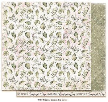 Maja Design -  Tropical Garden - Big leaves