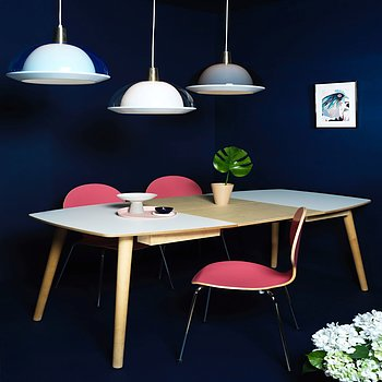 NAM-NAM uttrekkbart spisebord