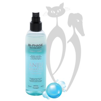 ANJU BEAUTE BI-PHASE tovutredare-spray