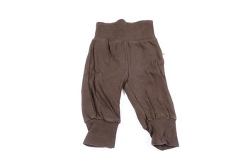 Bruna byxor från Basic U i storlek 56
