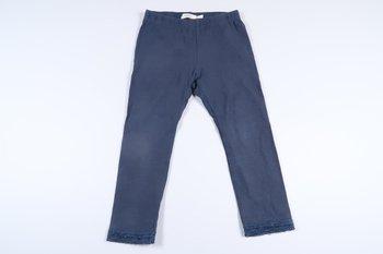 Marinblåa leggings från Name It i storlek 98