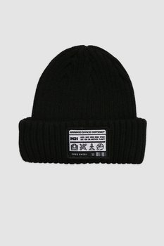 MINIKID - Hat ribbed black
