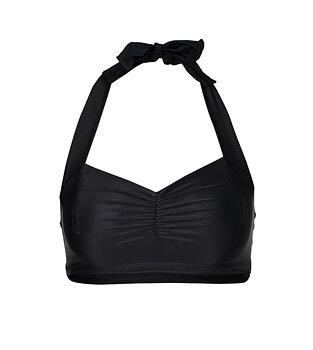 Black Simple bikini top