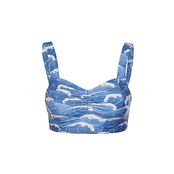 Waves bikini top