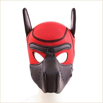 Neoprene Puppy Huva