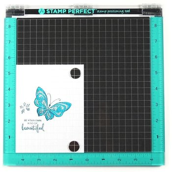 Stamp Perfect Tool 25.4 x 25.4cm, Hampton Art