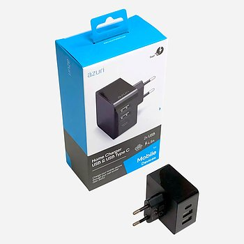 AZURI WALL CHARGER (4.8A)