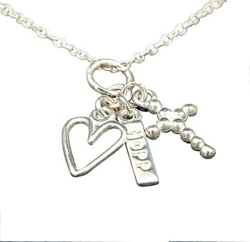 Tro, Hopp & Kärlek - halsband