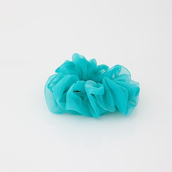 Scrunchie Big Aqua