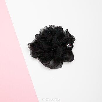 Scrunchie Big Black