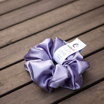 MEGA Scrunchie Purple