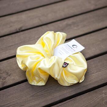 MEGA Scrunchie Yellow