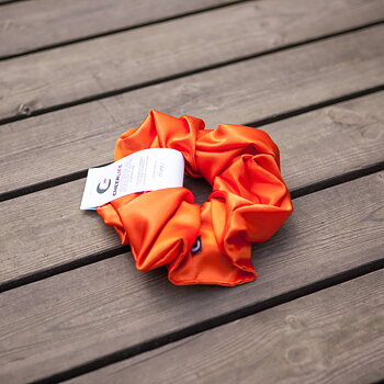 MEGA Scrunchie Orange