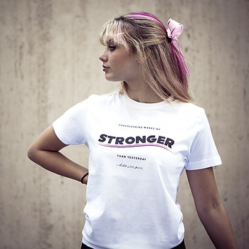 T-Shirt Stronger