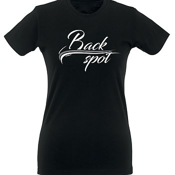 T-Shirt Back Spot