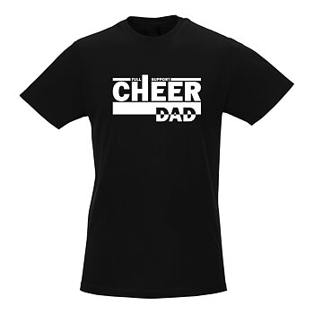 T-Shirt Cheer Dad