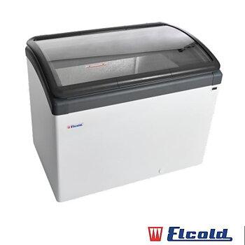Frysbox / glassbox  Focus 106 V, 270 liter