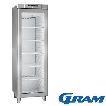 Kylskåp glasdörr, 346 liter