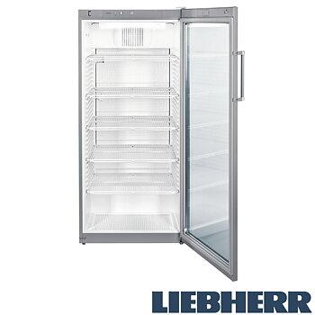 Kylskåp glasdörr, 572 liter