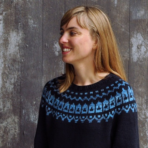 The Weststrand Sisters Organic Knitters