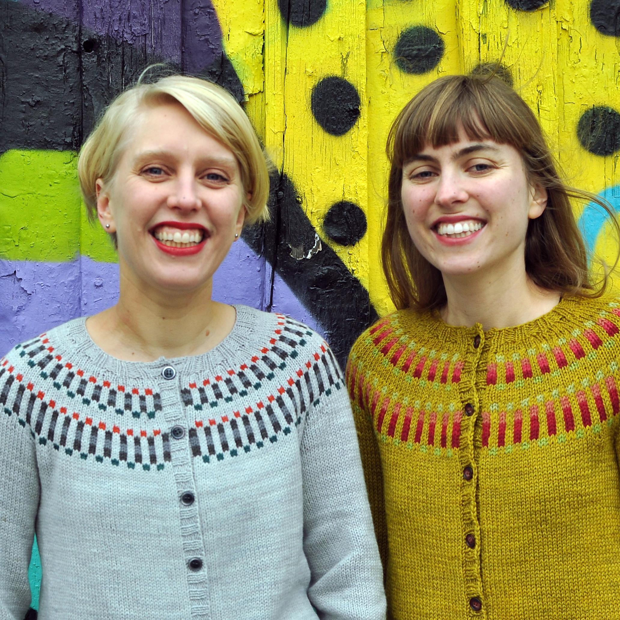 Följten av The Weststrand Sisters Organic Knitters