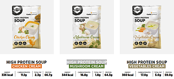 High Protein Soup