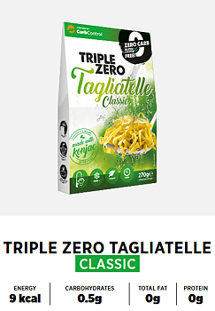 Triple Zero Tagliatelle