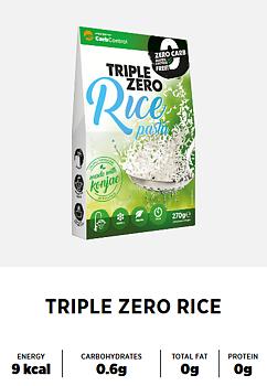 Triple Zero Rice