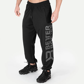 Stanton Sweatpants- Black