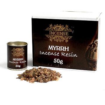 Myrra harts 50 gram - Rökelse i lösvikt