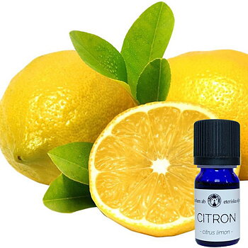 Citron Eterisk olja 10ml - Interlam