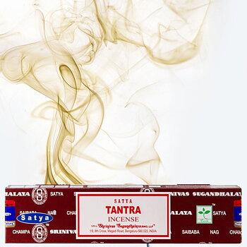 Tantra Rökelse Satya