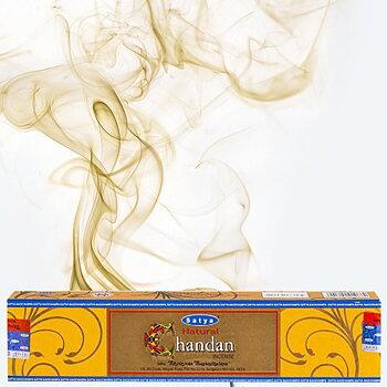 Chandan Rökelse Satya